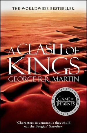 A CLASH OF KINGS BOOK 2