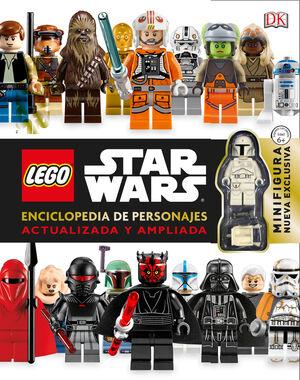 LEGO SW ENCIC. PERSONAJES AMPLIADA