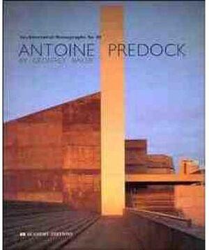 PREDOCK: ANTOINE PREDOCK. A. MONOGRAPHS 49