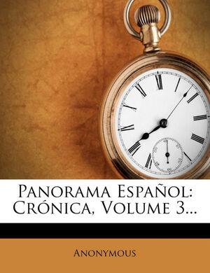 PANORAMA ESPAÑOL