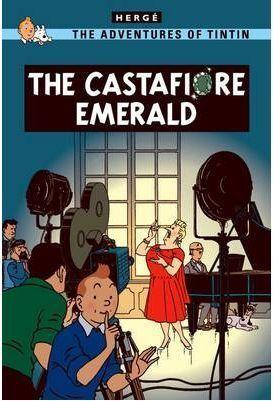TINTIN - THE CASTAFIORE EMERALD