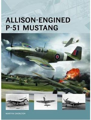 ALLISON ENGINED P-51 MUSTANG