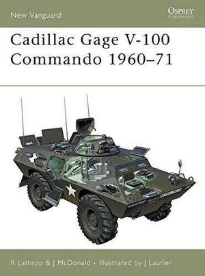 CADILLAC GAGE V-100 COMMANDO 1960-71 (NEW VANGUARD)