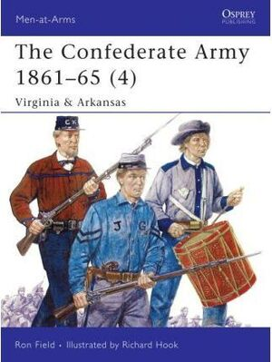 THE CONFEDERATE ARMY 1861-65 (4)