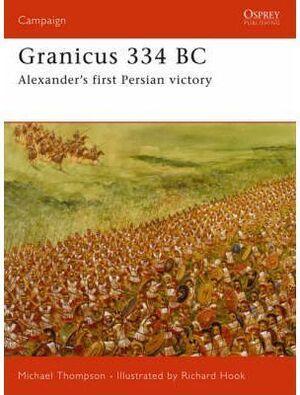 GRANICUS 334 BC