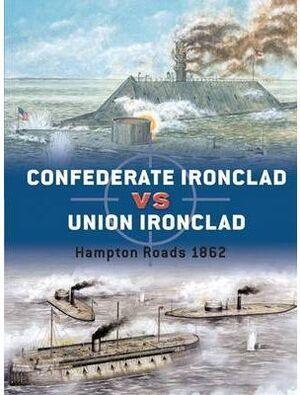 CONFEDERATE IRONCLAD VS UNION IRONCLAD