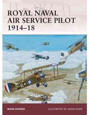 ROYAL NAVAL AIR SERVICE PILOT 1914U18