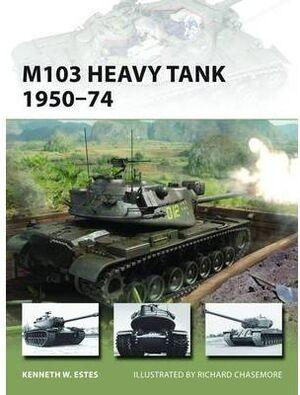 M103 HEAVY TANK 1950-74