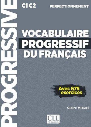 VOCABULAIRE PROGRESSIF DU FRANçAIS PERFECTIONNEMENT