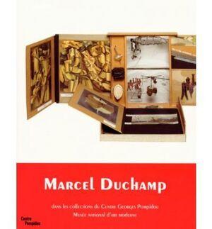 DUCHAMP: MARCEL DUCHAMP. CATALOGUE RAISONE