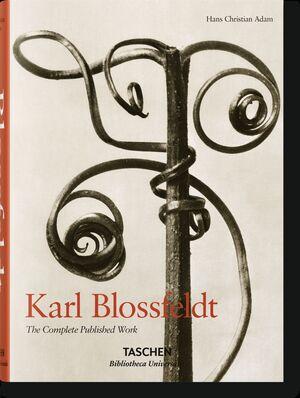 KARL BLOSSFELDT THE COMPLETE PUBLISHED