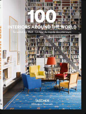 100 INTERIORS ARROUND THE WORLD