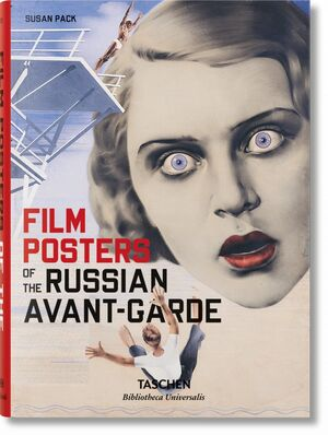 FILM POSTER OF RUSSIAN AVANT-GARDE