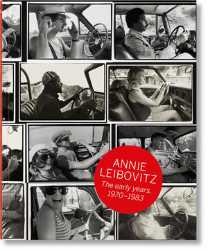 ANNIE LEIBOVITZ. LOS PRIMEROS AÑOS. 1970–1983