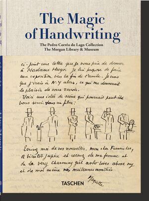 MAGIC OF HANDWRITING THE PEDRO CORREA DO LAGO COLLECTION