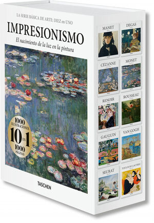 TEN IN ONE, IMPRESSIONISTS