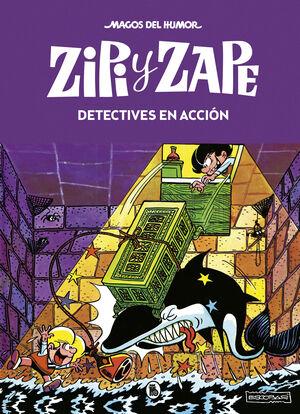 ZIPI Y ZAPE: DETECTIVES EN ACCION