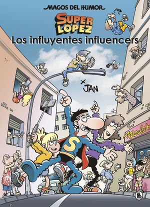 LOS INFLUYENTES INFLUENCERS