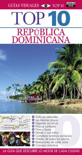 REPOBLICA DOMINICANA (GUIAS VISUALES TOP 10 2015)
