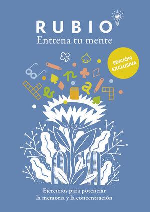 EJERCICIOS PARA POTENCIAR LA MEMORIA Y LA CONCENTRACIÓN (EDICIÓN EXCLUSIVA) (RUB