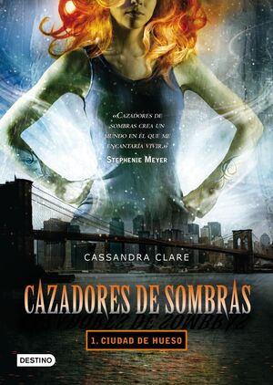 CAZADORES DE SOMBRAS CIUDAD DE HUESO