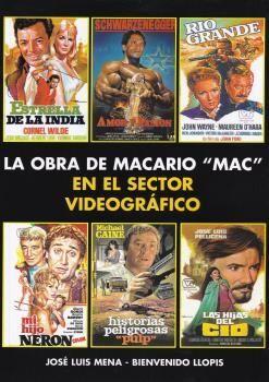 LA OBRA DE MACARIO MAC EN EL SECTOR VIDEOGRÁFICO