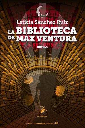 LA BIBLIOTECA DE MAX VENTURA