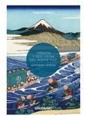 36 VISTAS DEL MONTE FUJI POR KATSUSHIKA HOKUSAI Y UTAGAWA HI