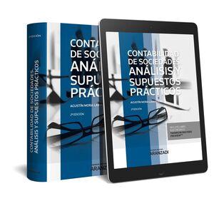 CONTABILIDAD DE SOCIEDADES. ANáLISIS Y SUPUESTO PRáCTICOS (DúO)