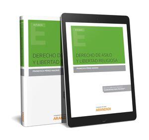 DERECHO DE ASILO Y LIBERTAD RELIGIOSA (PAPEL + E-BOOK)