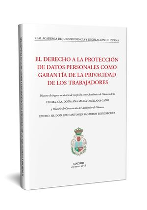 EL DERECHO A LA PROTECCIóN DE DATOS PERSONALES COMO GARANTíA DE L