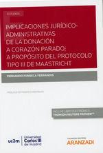 IMPLICACIONES JURIDICO ADMINISTRATIVAS DONACION CORAZON