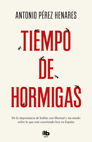 TIEMPO DE HORMIGAS