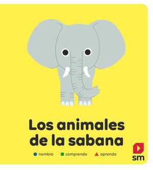 ANIMALES DE LA SABANA, LOS