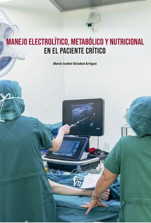 MANEJO ELECTROLITICO, METABOLICO Y NUTRICIONAL