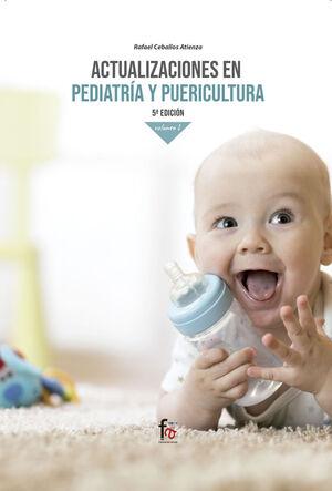 ACTUALIZACIONES EN PEDIATIA Y PURICULTURA VOL I 5- EDICION