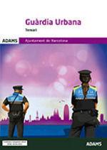 GUARDIA URBANA AJUNTAMENT DE BARCELONA TEMARI