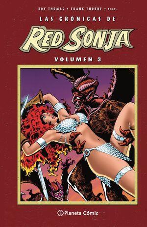 CRÓNICAS DE RED SONJA Nº 03/04