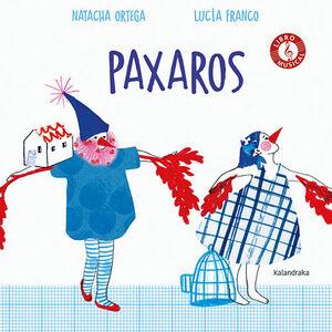 PAXAROS GALLEGO