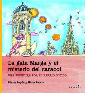 LA GATA MARGA Y EL MISTERIO DEL CARACOL