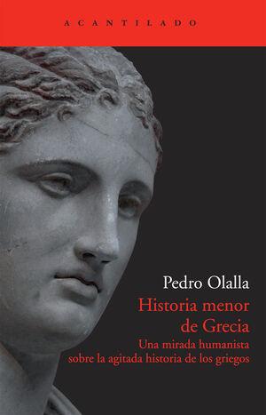 HISTORIA MENOR DE GRECIA