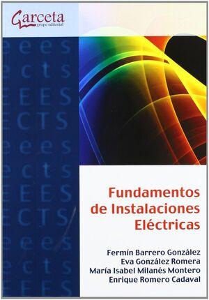 FUNDAMENTOS DE INSTALACIONES ELECTRICAS.