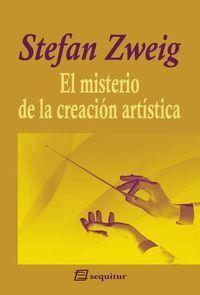 EL MISTERIO DE LA CREACIÓN ARTÍSTICA