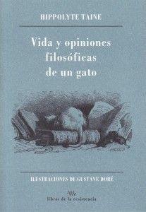 VIDA Y OPINIONES DE UN GATO