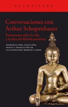 CONVERSACIONES CON ARTHUR SCHOPENHAUER