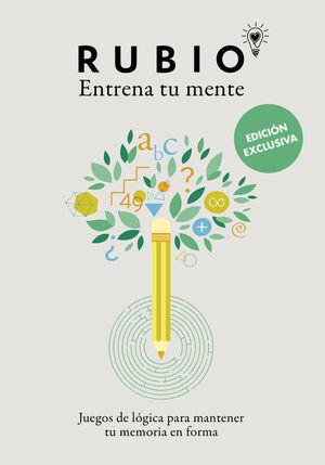 JUEGOS DE LÓGICA PARA MANTENER TU MEMORIA EN FORMA (EDICIÓN EXCLUSIVA) (RUBIO. E