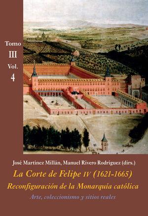 ARTE, COLECCIONISMO Y SITIOS REALES (VOL. 4)