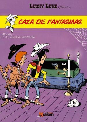 LUCKY LUKE. CAZA DE FANTASMAS