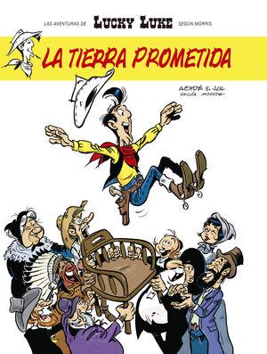 LUCKY LUKE CLASSICS 09. LA TIERRA PROMETIDA