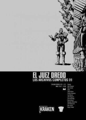 JUEZ DREDD 9 ARCHICOS COMPLETOS
